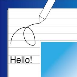 Pocket Note - Handwritten note