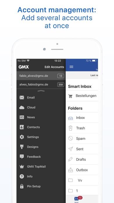 Baixar GMX - Mail & Cloud para Pc