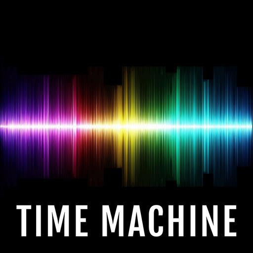 Time Machine AUv3 Plugin icon