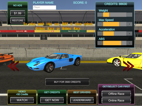 Sport Car Racer 3D screenshot 9