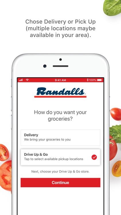 Randalls Delivery & Pick Up screenshot-4