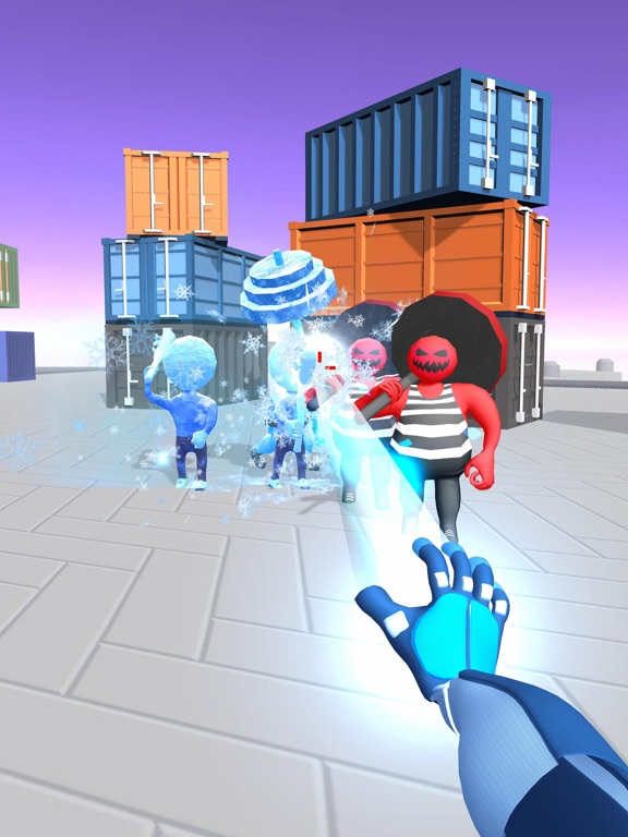 Frozen Sam screenshot 6