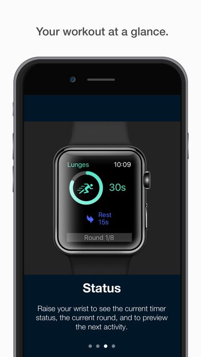 |silo| trainer - workout timer Screenshots