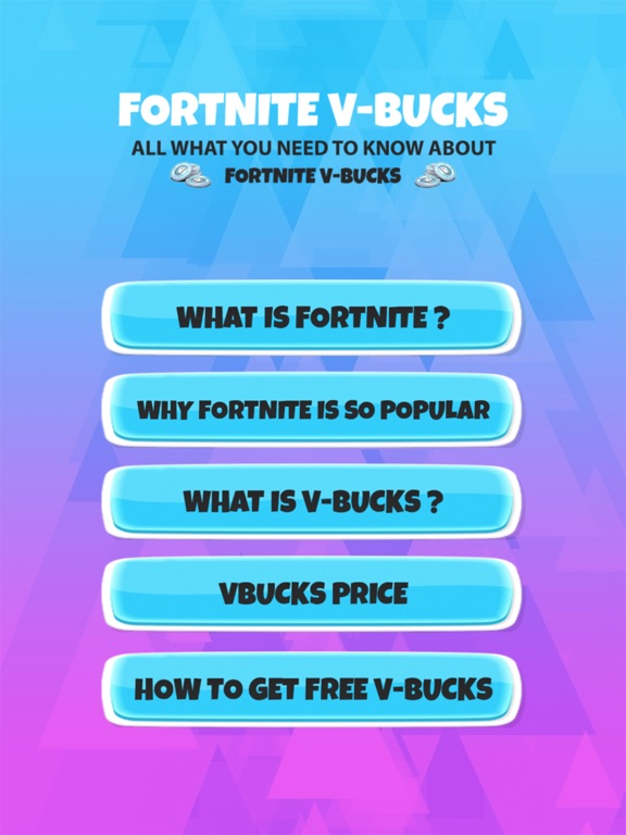 V Bucks For Free App | Www fortnite Booster xyz