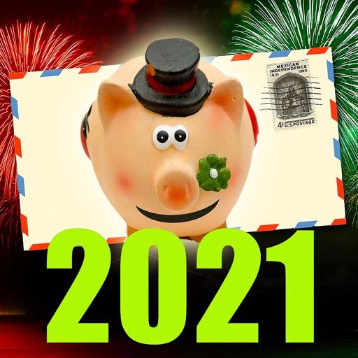 2021 Happy New Year Greetings