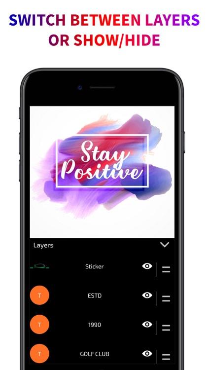 Intro Maker Logo Maker Design screenshot-7
