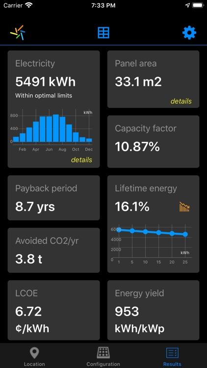 My Solar Panel screenshot-8