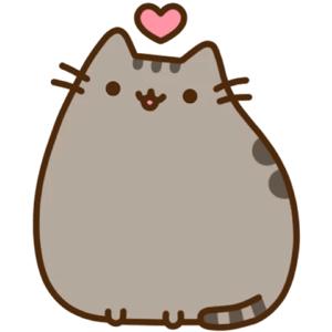 Cat Pusheen Stickers - Stickers app