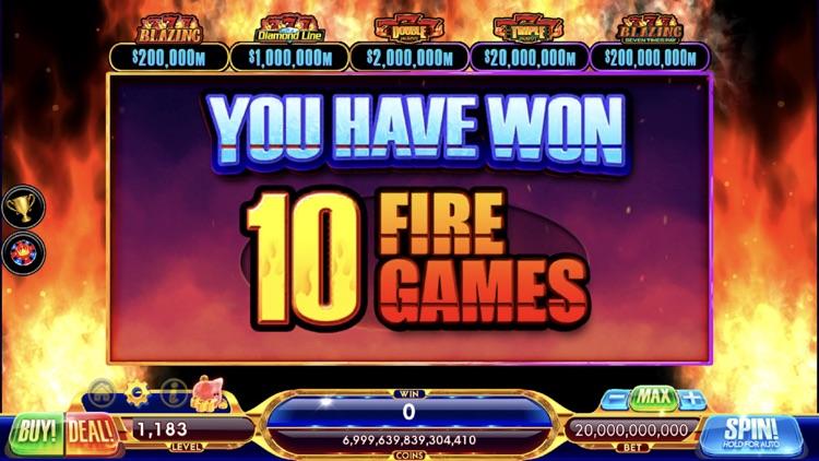 Hot Shot Casino Slots Games screenshot-3