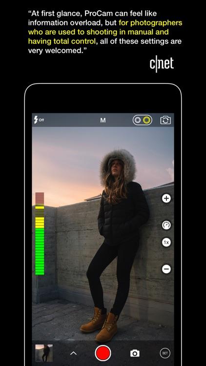 ProCam 6 screenshot-3