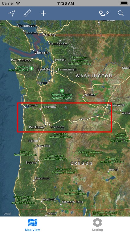 Columbia River – OREGON screenshot-5