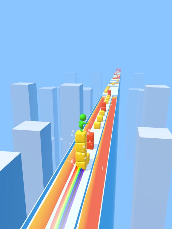 Cube Surfer! screenshot 7