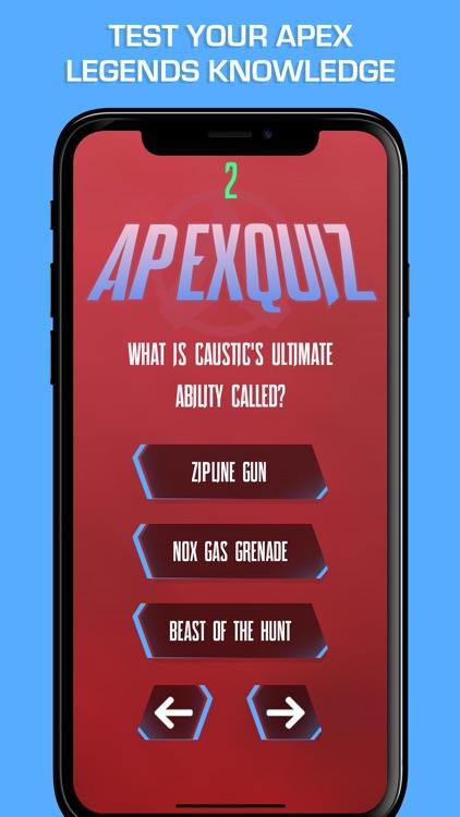 Quiz for Apex Legends Pro screenshot-3