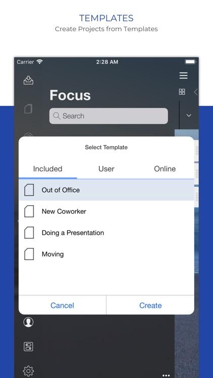Organize:Pro Cloud Tasks screenshot-7
