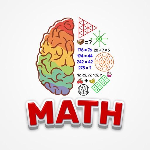 Brain Math: Logic Puzzle Games
