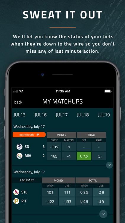 Betting manager app betting bangarraju nidhi