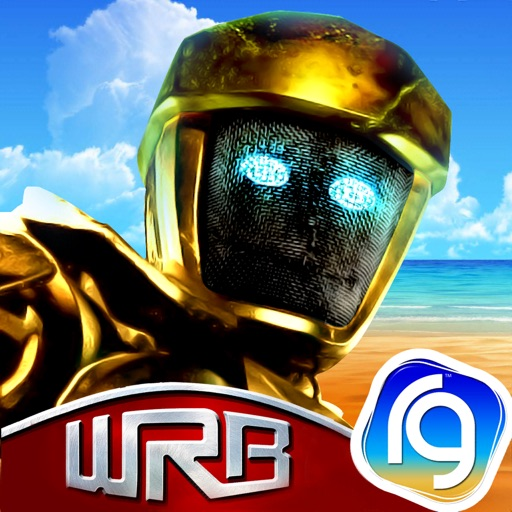 Reliance Games and Dreamworks Unveil Real Steel Champions