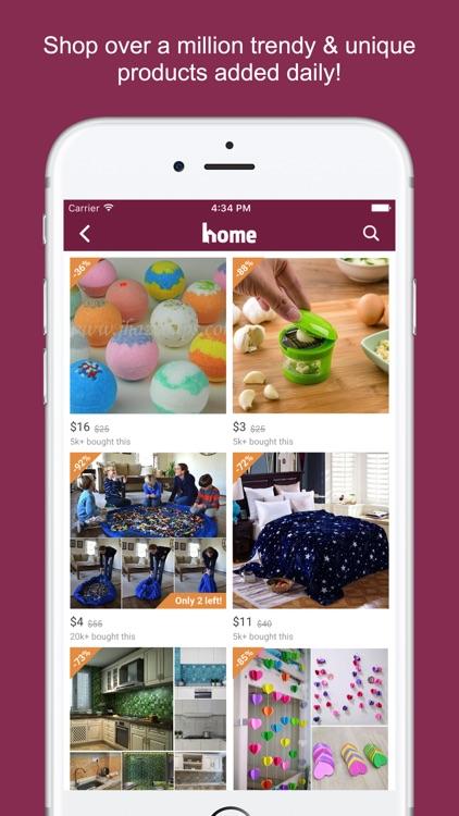Home Design & Decor Shopping