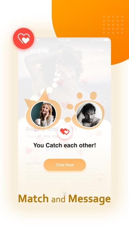 Seeking Casual Dating - Catch screenshot-4