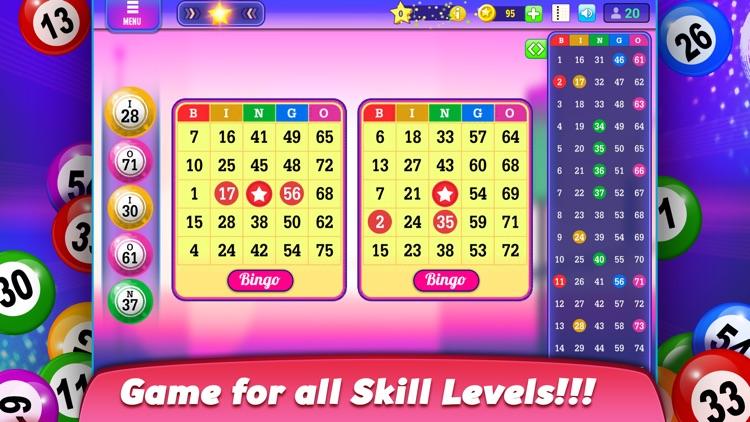 Bingo Family: Online Bingo screenshot-3