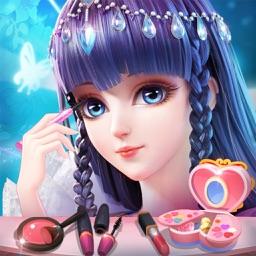 叶罗丽化妆日记——合成装扮叶罗丽公主