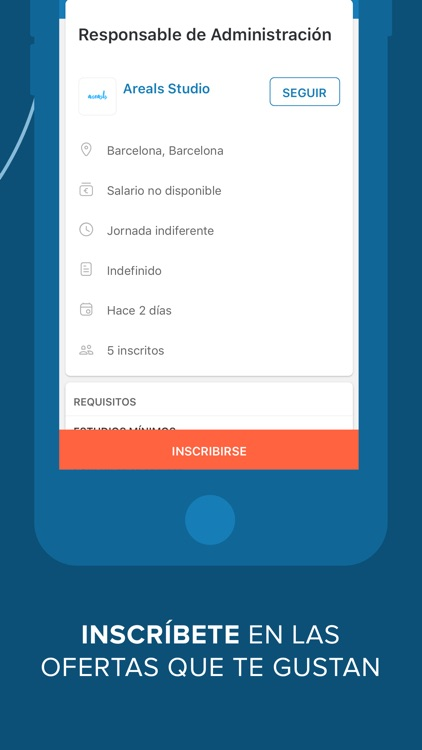 InfoJobs - Trabajo y Empleo screenshot-5