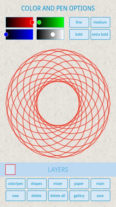 spiral mixer screenshot three