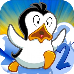 Racing Penguin: Slide and Fly!