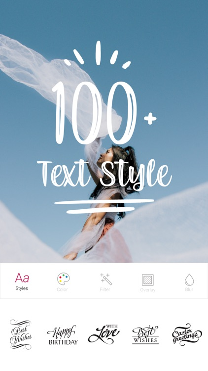 PicsType : Add Text to Photos