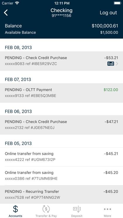 FNBC Mobile Banking screenshot-3
