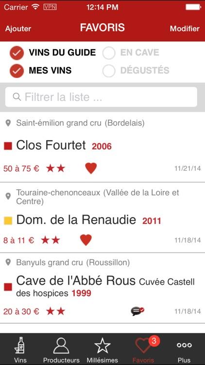 Hachette Wine Guide 2021 screenshot-3