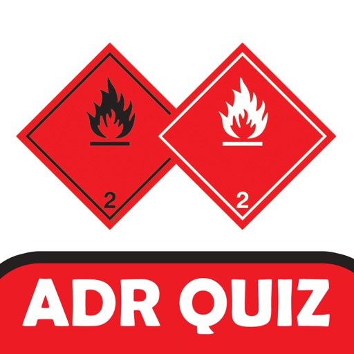 ADR QUIZ - Dangerous Goods icon