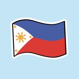 Philippine Moji Pilipino Emoji