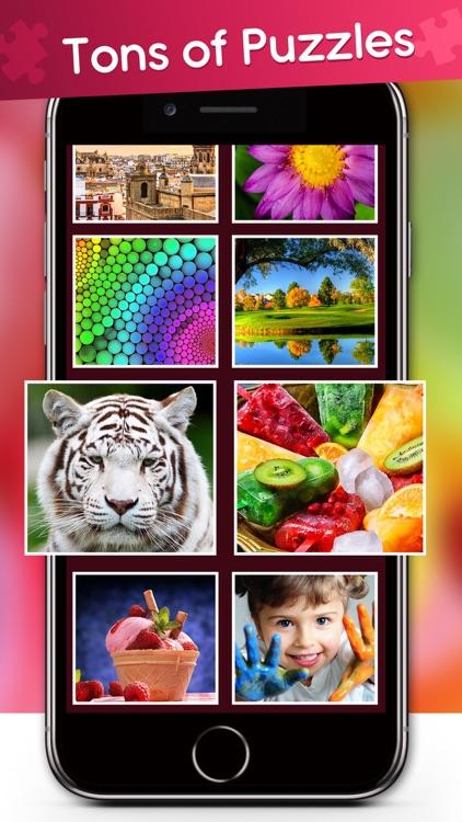 Jigsaw Puzzle ++ screenshot-9