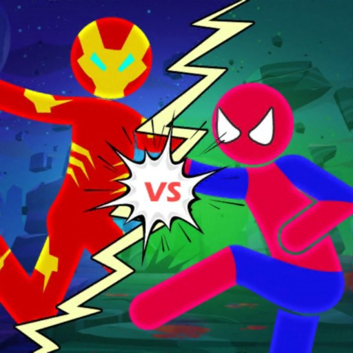 Super Stick Man Hero Fight
