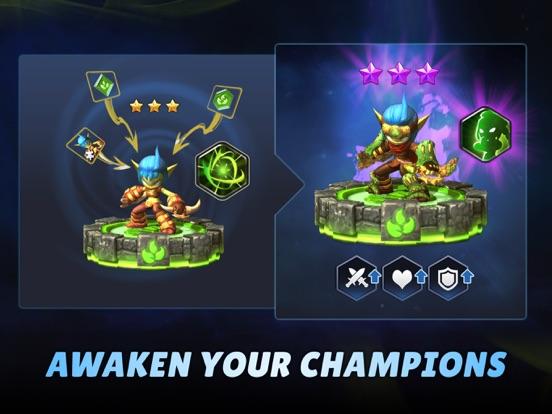 Skylanders™ Ring of Heroes screenshot #5