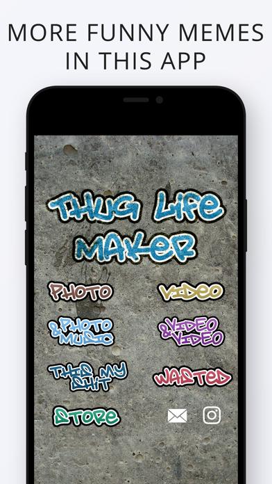 Thug Life Maker !のおすすめ画像5