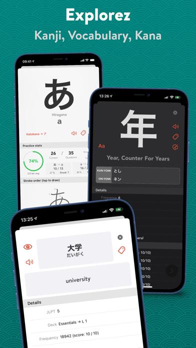 messages.download Benkyō: Apprendre le Japonais software