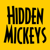 Hidden Mickeys app review