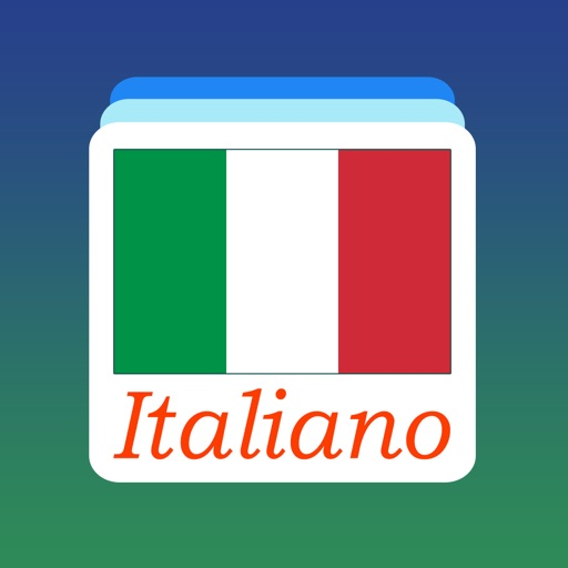 Italian Word Flashcards Learn
