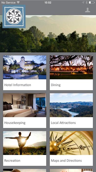 Ojai Valley Inn screenshot one