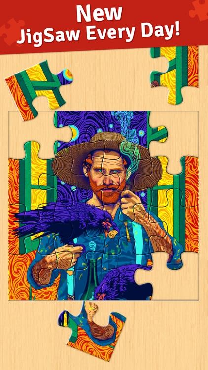 Jigsaw Puzzle ++ screenshot-4