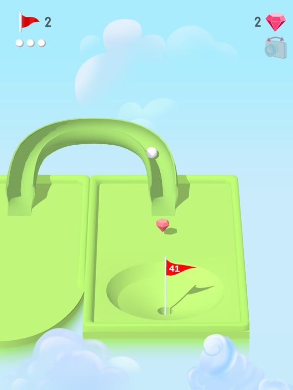 Pocket Mini Golf screenshot 7