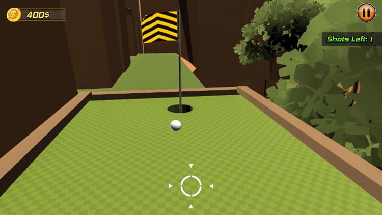 Miniature Golf King