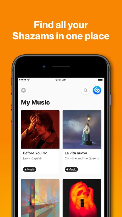 Shazam: Music Discovery på PC