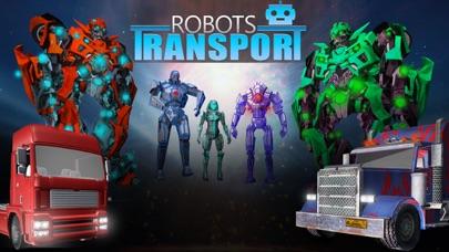 ロボット輸送–メガトラックのおすすめ画像1