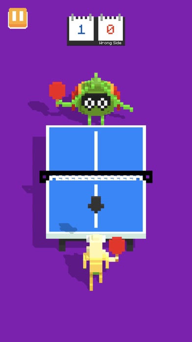 Screenshot for Ping Pong Plants in Hong Kong App Store