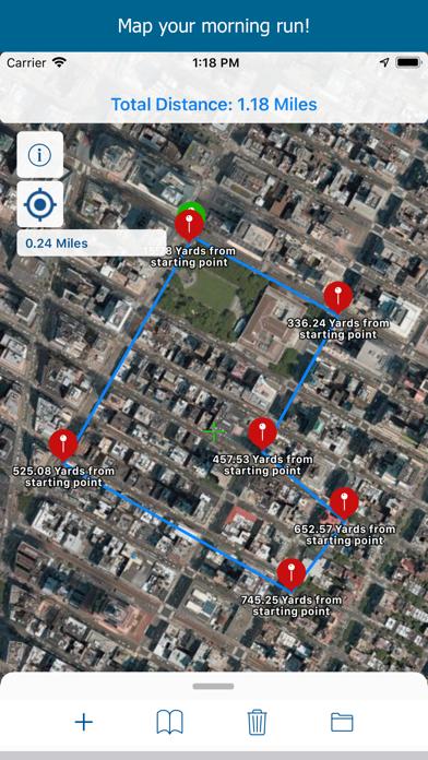 Distancemap review screenshots