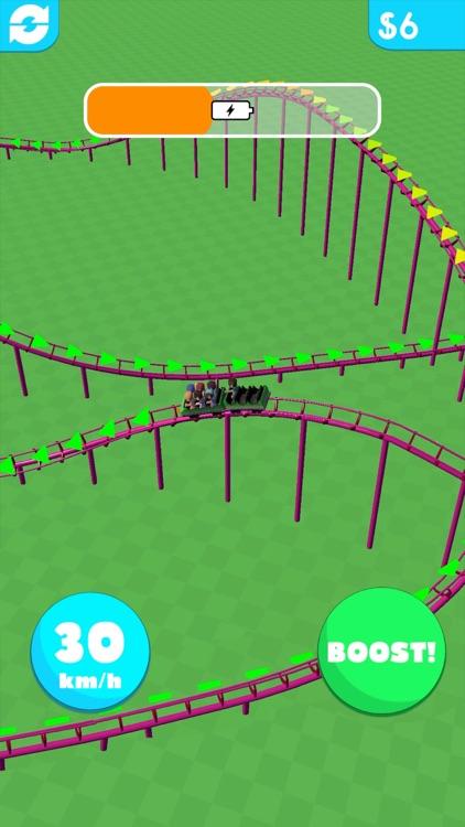 Hyper Roller Coaster screenshot-4