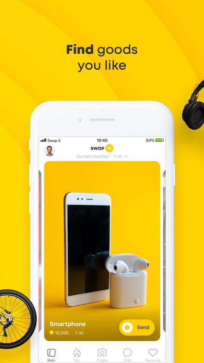 Swop.it – Local Swap Deals screenshot-4